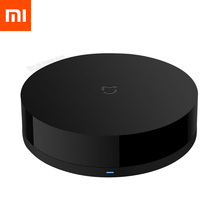 Upgate AI Funktion Xiaomi Universal Smart Fernbedienung Zu Hause Geräte WIFI + IR Schalter 360 Grad für Klimaanlage TV