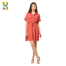 CGYY Ladies 2021 Summer Dresses Female Belt Solid Red Knit Ruched Beach Dress Woman Bodycon House Of Sunny Vestidos