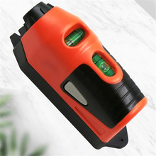 Mini Vertical Spirit Level Tool Laser LASER STRAIGHT THE Guided Line Measurement Gauge New