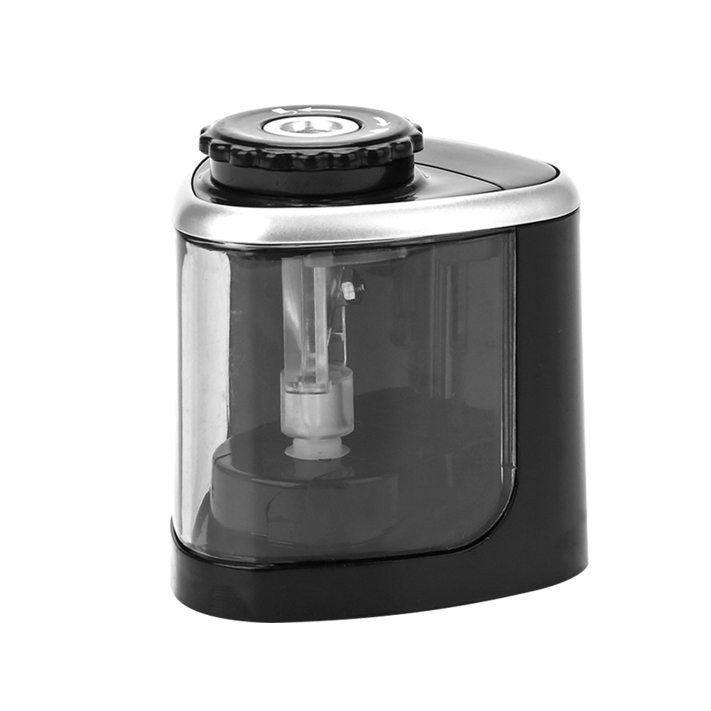 Electric Pencil Sharpener Effortless Safe Automatic Touching Switch School Office Classroom Kids H-best