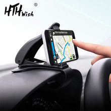 Universal Dashboard car folding navigator Easy Clip Mobile Phone ABS Clamp GPS Navigation Holder Stand