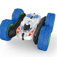 2.4G 4CH Stunt RC Car Drift Deformation Rock Crawler 360 Deg