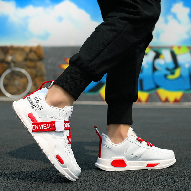 Men's sales explosions sneakers comfortable breathable tide shoes wear non-slip men's casual shoes lightweight walking shoes