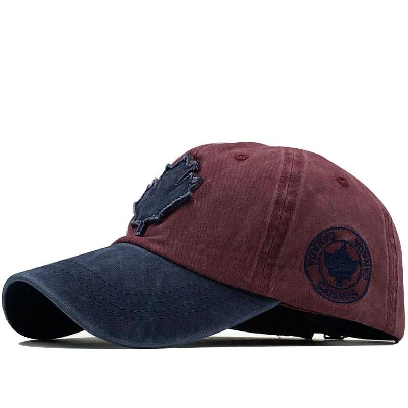Gorra de béisbol con cierre trasero para hombre y mujer, gorro de béisbol con Cierre trasero, ajustable, unisex