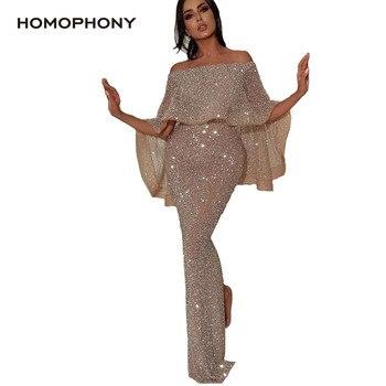 Homophony Women Dress Breast Wrap Dress Women Off Shoulder Dresses 2021 Party Club Dress Buttocks Women Evening Dress vestidos
