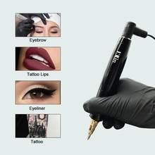 EZ INKin Nano – stylo rotatif 2-en-1 pour Machine à tatouage Permanent, SMP & PMU & tatouage Micropigment 3.0MM 2.0MM, stylo à cartouche de course
