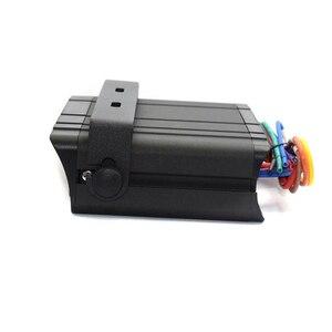Image 5 - 80 Amp On/Off 20A Rocker anahtarı kutusu acil durum elektronik flaşı LED arkadan aydınlatmalı 12AWG giriş kablosu 12V SPST 6  Gang geçiş kontrol paneli