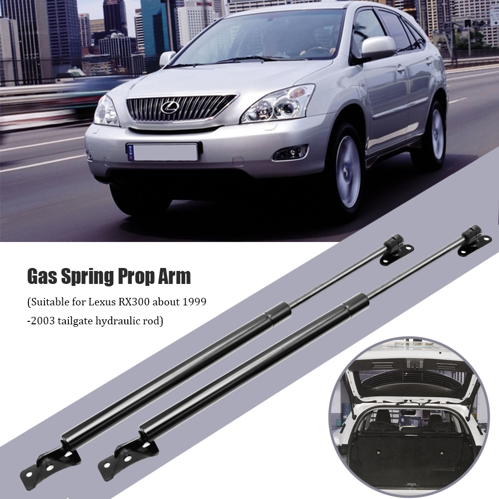 For Lexus RX300 1999-2003 Car Tailgate Rear Trunk Gas Lift Supports Shock Struts Car Support Rod Accessories