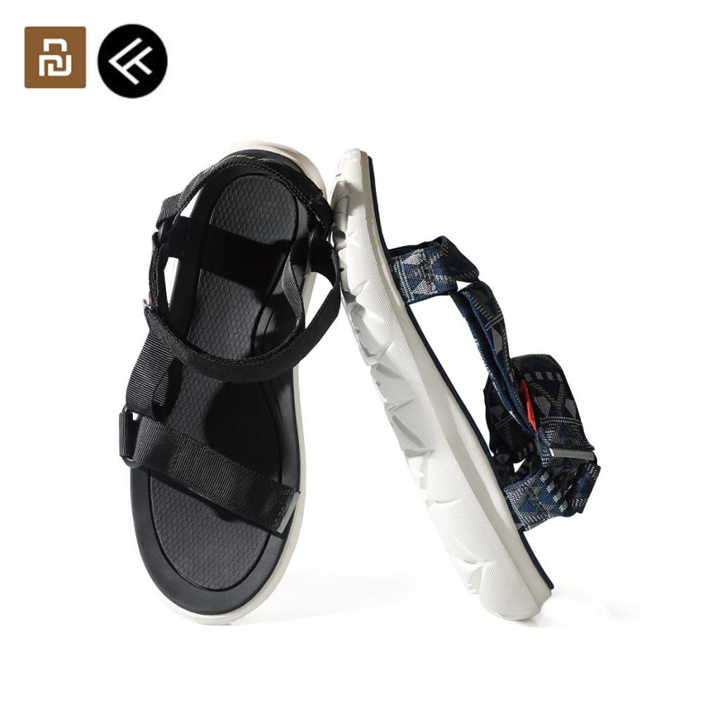 Xiaomi mijia curved magic belt sandals Non-slip wear-resistant free buckle sandals suitable for spring and summer Smart(China)