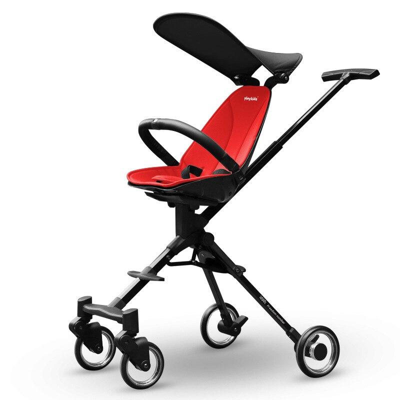 Lindo artefacto para bebé que camina puede ser cochecito de Alta Vista de dos vías cochecito infantil plegable simple Bolso para cochecito de bebé, bolsos de moda para madres, bolso grande para pañales, mochila, organizador para bebés, bolsas de maternidad, bolso para madres, mochila para pañales
