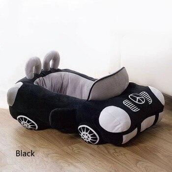 Новая красивая кровать для питомцев, автомобильная кровать для питомцев, кровать для собак, кошачий Туалет, раскладная маленькая собачка