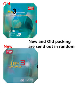 Image 2 - DHS Hurricane 3 NEO Provincial (Blue Sponge) Table Tennis Rubber Pips In Ping PongWith Sponge Tenis De Mesa