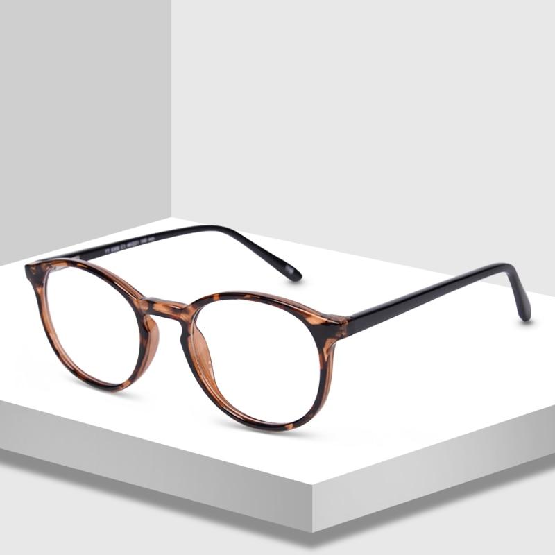 Men Glasses Optical Ultralight Eyeglasses Frames For Women Transparent Lens Computer Glasses Vintage Spectacle Frames TT6300