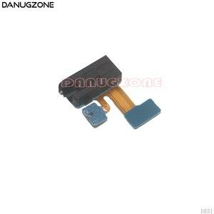 Image 4 - 10PCS/Lot For Samsung Galaxy J4 2018 J400 J400F Earphone Audio Jack Headphone Socket Headset Port Flex Cable With Microphone