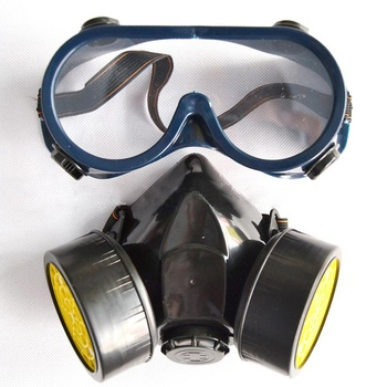Painting Dust Mask High Quality Protection Mask Anti-fog Haze Industrial Dust Woodworking Polishing Mask Respirator With Goggles high quality respirator gas mask modular strengthen protection protective mask painting pesticide industrial safety gasmaske