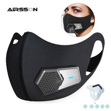 IN STOCK Outdoor Cycling Face Mask Filter PM2.5 MTB Road Bike Bicycle Dustproof Masks Respirator Anit-fog Sport Mask Cover