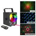 Новый 18 Вт DJ Лазерный RGB сценический светильник, проектор, вечерние светильник s светодиодный эффект лампы для рождества, праздника, бара, св...