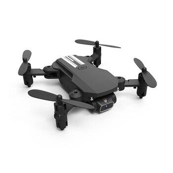 XKJ 2021 New Mini Drone 4K 1080P HD Camera WiFi Fpv Air Pressure Altitude Hold Black And Gray Foldable Quadcopter RC Dron Toy 6
