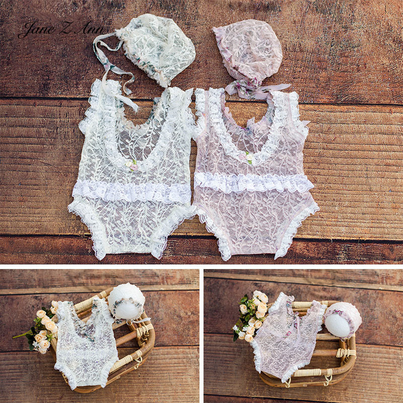 Image 2 - Jane Z Ann Newborn photo props clothing hat studio baby girl photography outfits studio shooting accessoriesHats & Caps   -