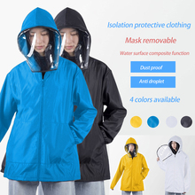 Unisex washable jacket coat clothes outfit hat waterproof re