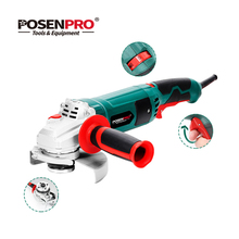 Angle-Grinder-Disc Electric Toolless-Guard Stone Metal 125mm for Works 1050W