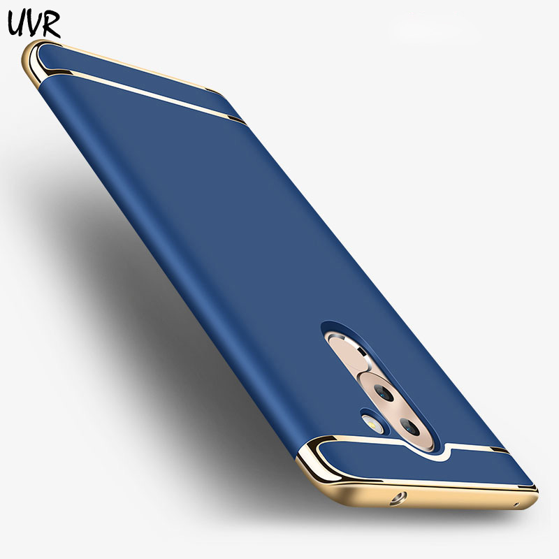 Für Huawei Honor 6X 8 Pro V9 Hüllen Luxus-Schutzhülle Rückseite 3 - Handy-Zubehör und Ersatzteile