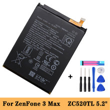 C11P1611 оригинальный аккумулятор с 4130mAh для Asus Zenfone 3 макс Z3 и Макс ZC520TL X008DB колышек для ASUS 3 X008 X008D бесплатные инструменты