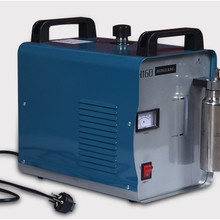 Oxygen Hydrogen Water Welder Flame Polisher Acrylic Flame Polishing Machine 75L/H 220V