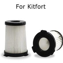 Peças 2/4 peças de aspirador ciclone hepa, acessórios para kitfort kt-510 kt510 510 kt-509 kt509 aspirador de pó, peças