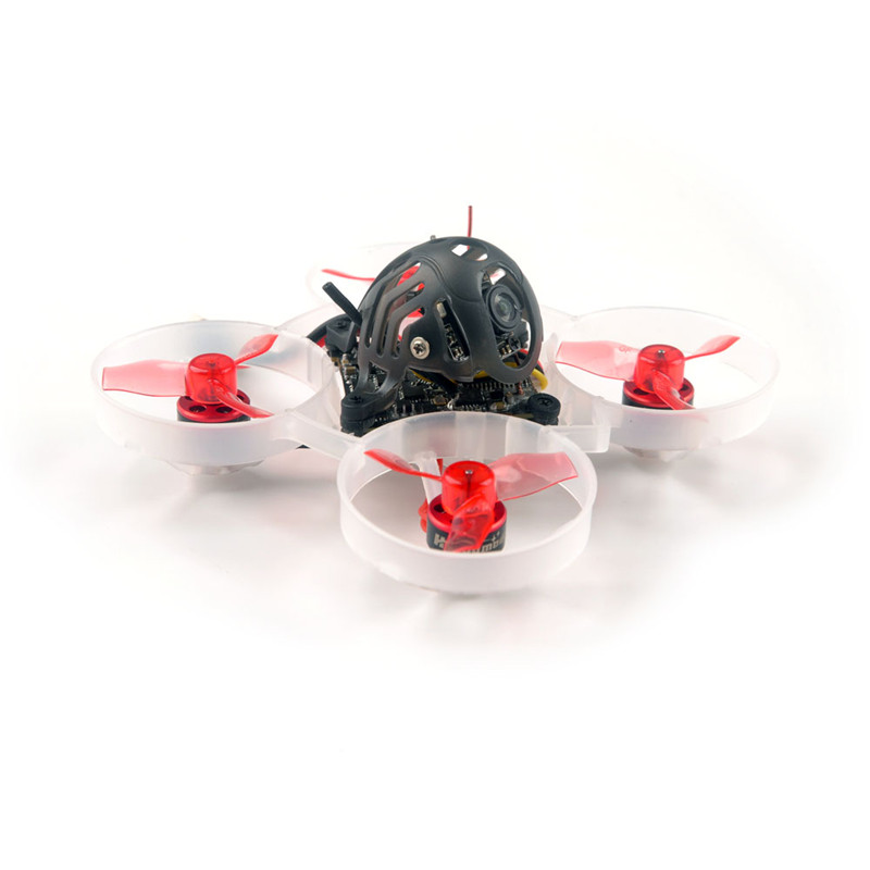 Happymodel Mobula6 65mm Crazybee F4 Lite 1S Whoop FPV Racing Multicopter Multirotor Drone BNF W/ Runcam 3 Cam Only 20g