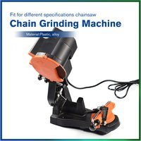 Household Electric Chainsaw Chain Sharpener Grinder Grinding Machine Grinder Portable Garden Tools Power Tools EU Plug|Power Tool Accessories| |  -