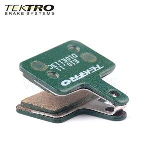Image 4 - Tektro E10.11 mtbブレーキパッド山道折りたたみ自転車用ディスクブレーキパッドシマノMT200/M355//M395/m415/M285/M286/M280