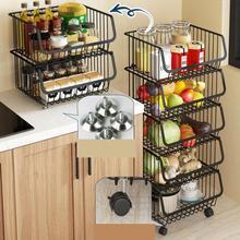 Кухонная полка стойка для растений пол мульти-сушилка для тарелок хранения принадлежности овощная корзина стеллаж коляска