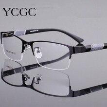 Очки для чтения мужчин, женщин читателей высокое качество полукадр диоптрий дальнозоркостью очки Очки бизнес компьютер рабочей очки