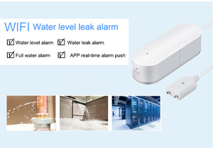 Image 5 - WIFI Water Leakage Alarm Smart Mobile Detector Alerts Water Sensor Alarm Leak Home Securit App Control Home Security