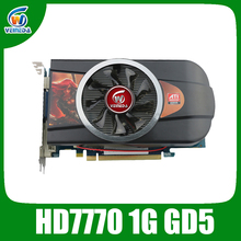 Graphics cards Video Card HD7770 1GB 128Bit GDDR5 for ATI Radeon Games