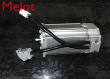 цена на New Leadshine servo motor ACM602V36-01-1000 fit for servo drive ACS606 out 200W CNC servo system well done encoder 1000 line