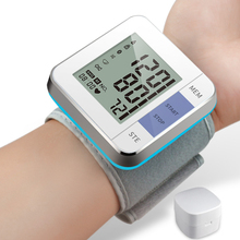 Cigii Tonometer ดิจิตอลสมาร์ทนาฬิกาข้อมือ Heart Rate Monitor 1 PCS Health Care เครื่องวัดความดันโลหิต