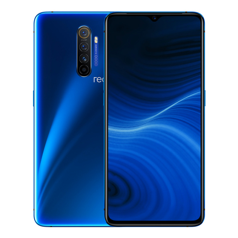 "Image 4 - EU Version OPPO Realme X2 Pro 6.5"" Snapdragon 855 Plus Octa Core 8GB RAM 128GB ROM NFC 64MP Face ID 4000mAh Mobile PhoneCellphones   -"