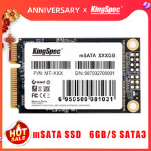 KingSpec mSATA SSD 120gb 240gb 512GB mSATA SSD 1 to 2 to HDD pour ordinateur 3x5cm disque dur à semi-conducteurs interne pour ordinateur portable hp(China)
