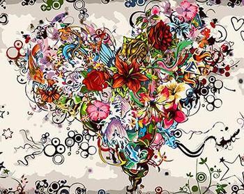 3343 Пабло Пикассо курильщик Le fumeur-краска по номерам наборы для взрослых DIY