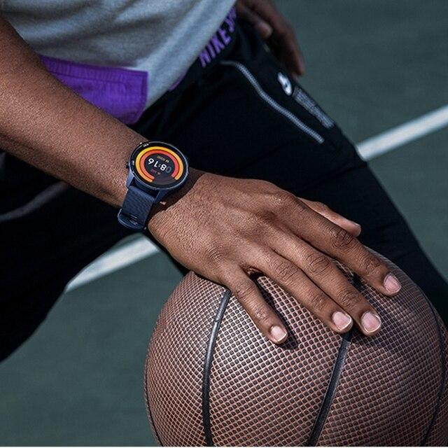 Xiaomi mi relógio gps mi relógio inteligente versão global smartwatch 2021 bluetooth smartwatch de fitness freqüência cardíaca monitor sono mi relógio 6