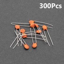 300Pcs 30 Values Ceramic Capacitor Electronic Components DIY Parts Assorted Kit