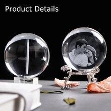 Сделай Сам фото на заказ хрустальный шар персонализированный