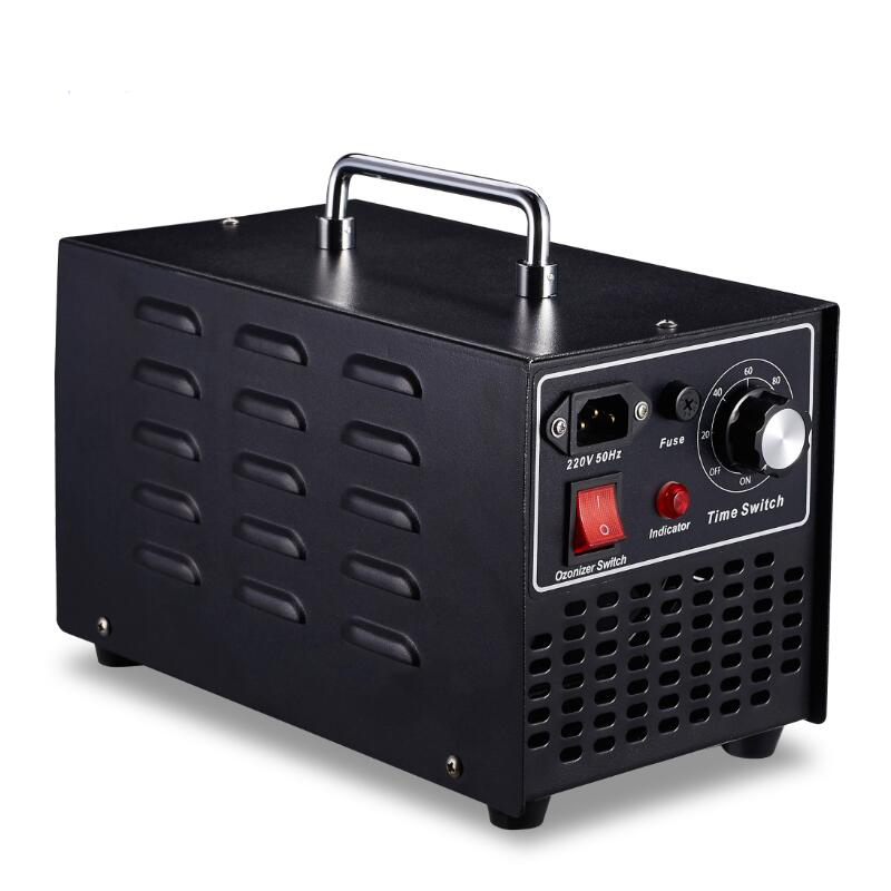 110/220V 10GRH Ozone Generator Sterilizer  Air Disinfection Steriling Machine Air Purifier Timer Strong Fan Effective For Indoor