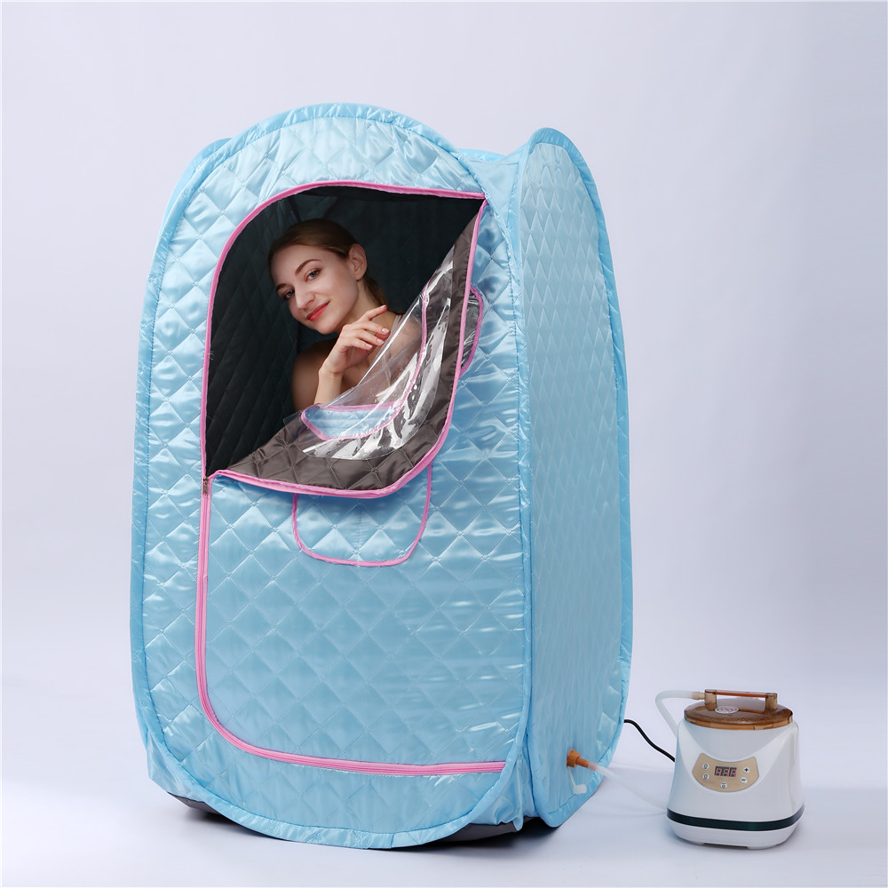 Portable Steam Sauna Generator For Health And Beauty Spa Lose Weight  And Detox Therapy  And Steam Fold Sauna Cabin 2