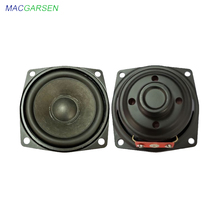 66mm Music Portable Speaker 4 ohm 5W Sound Box Soundbar Speakers Powerful BT Loudspeaker Module16 Core Radio TV PC Speaker 2pcs kiwame 5w 4 7 ohm