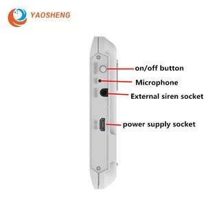 Image 5 - YAOSHENG PG 106 3G GSM WIFI GPRS kablosuz 433MHz akıllı ev güvenlik Alarm sistemleri APP uzaktan kumanda IOS android sistemi