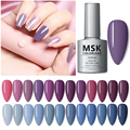 Aft Цвет привести Высокое Качество лак для ногтей на сухие ногти для лампы польский гель, используемый для гелевого яркий Цвет для УФ гель лак...