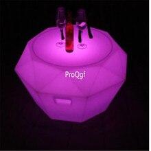 Ngryise 1 комплект светодиодные удобные алмазные формы случайный цвет стол